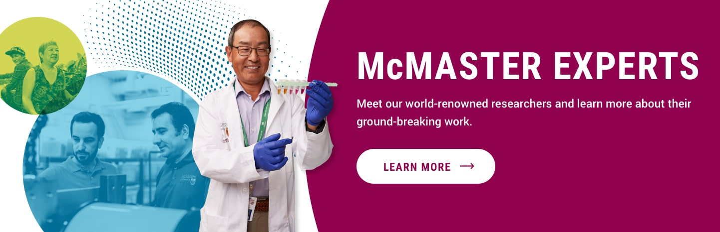 Discover McMaster