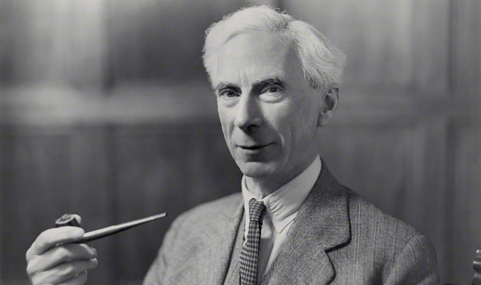 Learning from Bertrand Russell in today's tumultuous world – Brighter World