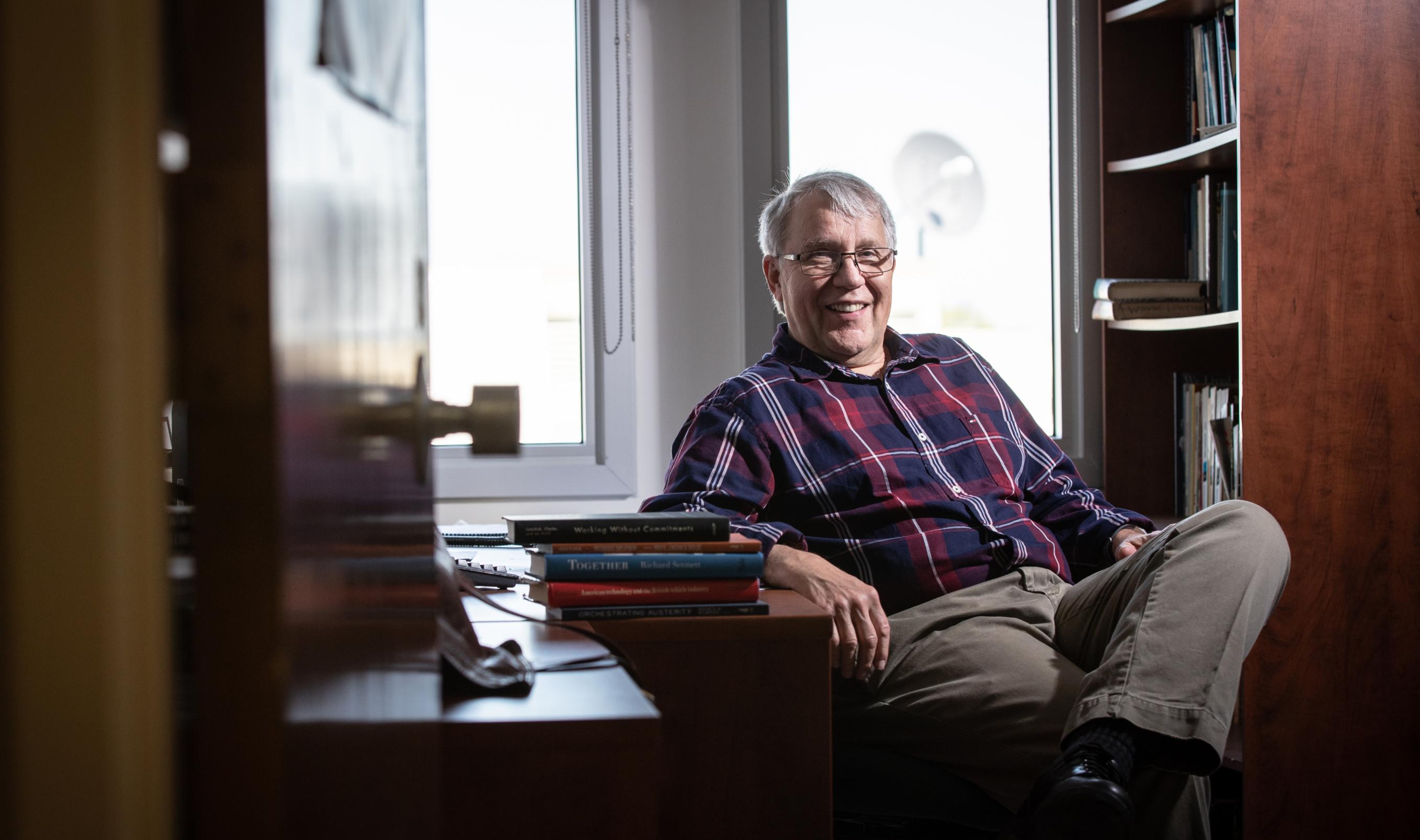 One thing is clear: It's not your grandparents' labour market, says Labour Studies Professor Wayne Lewchuk (JDH picture)