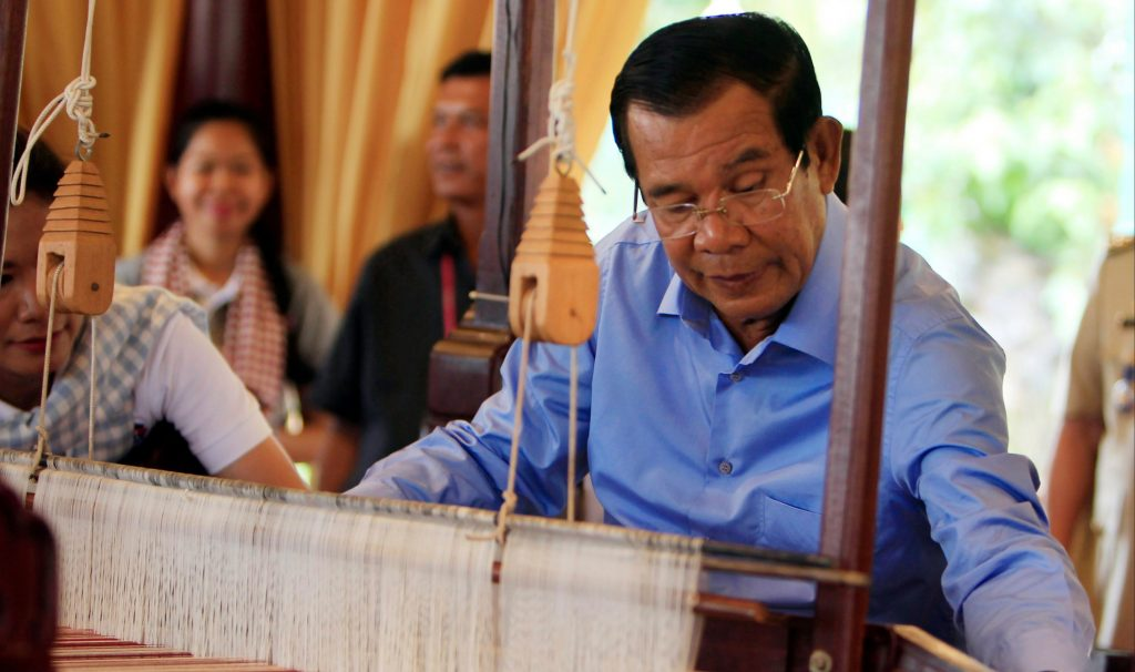 How Cambodia's prime minister rigged an election – Brighter