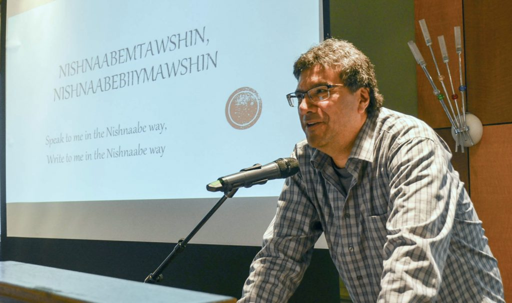 Indigenous Studies associate professor Rick Monture is one of two McMaster researchers to receive new federal funding for interdisciplinary research that could advance reconciliation.