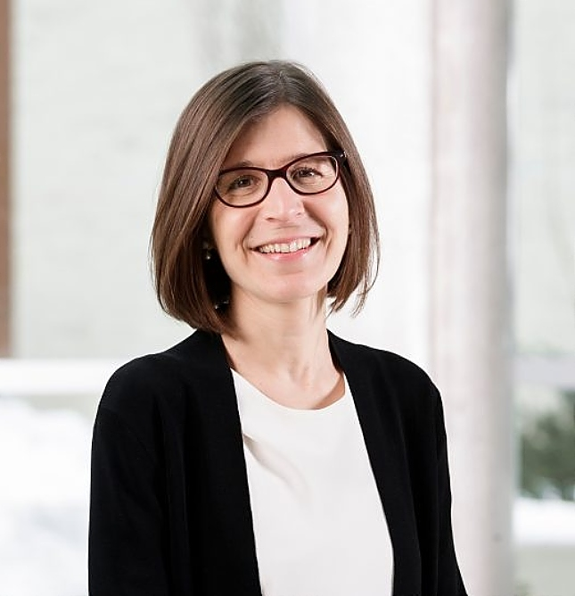 Kathy Georgiades, the David R. Offord Chair in Child Studies and an associate professor of Psychiatry and Behavioural Neurosciences