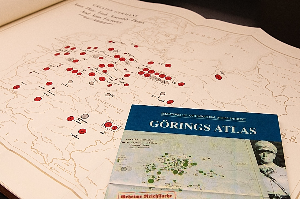 Reproduction of Hermann Goering's Atlas