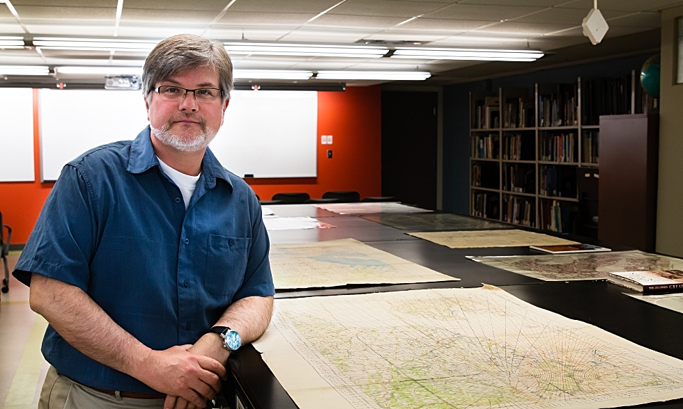To commemorate the 75th anniversary of D-Day, McMaster's map specialist, Gord Beck highlights some of the rare and unique items in McMaster's extensive WWII map collection and explains how each map helps to shed light on different aspects of the war.