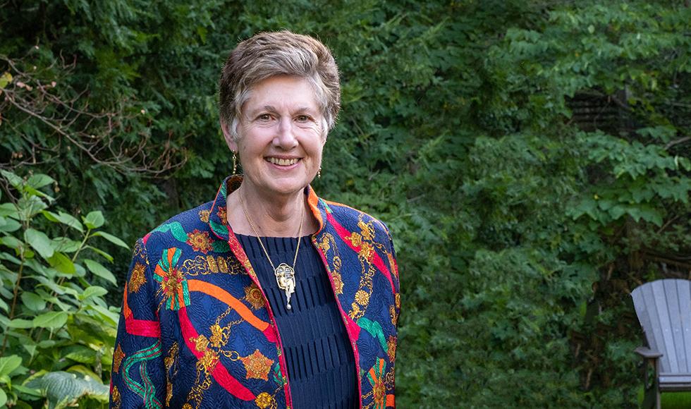 McMaster Chancellor Emerita Suzanne Labarge